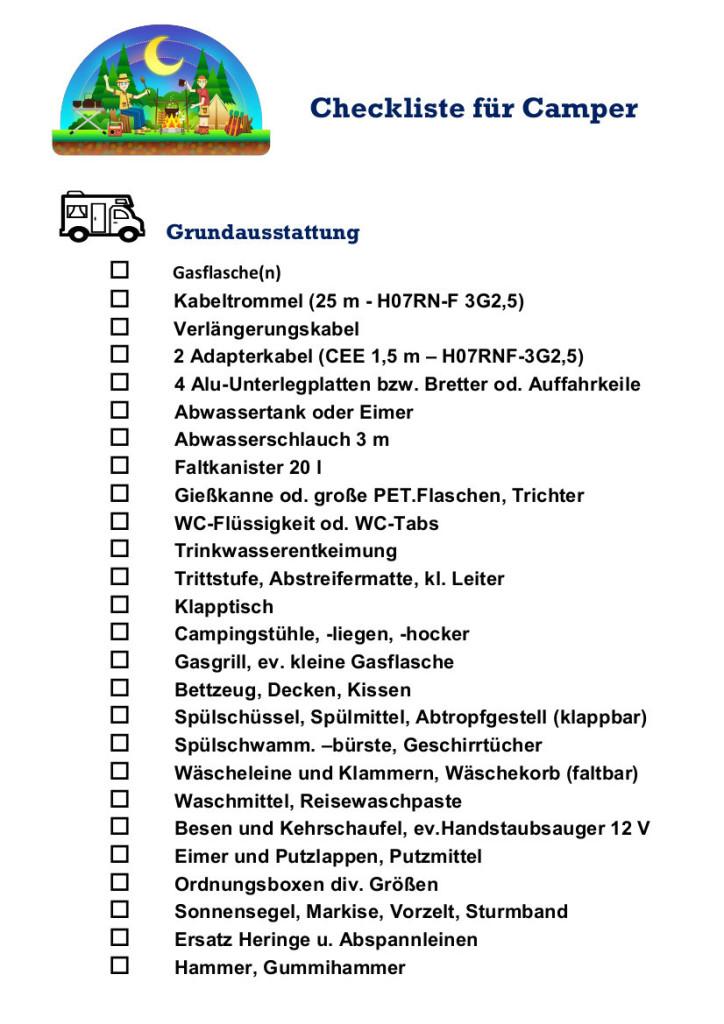 Checkliste für Camper_1