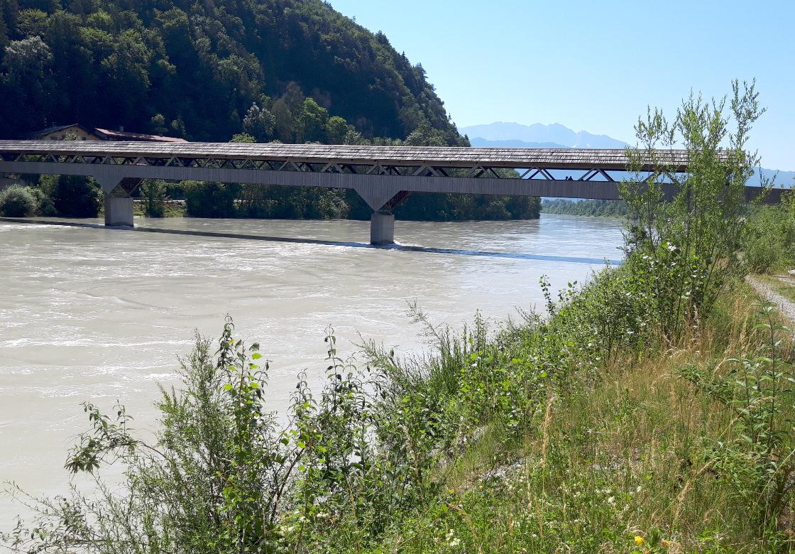Zollhausbrücke Erl