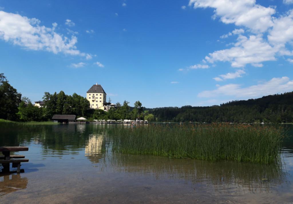 klein aber fein - der Fuschlsee im Salzburger Land